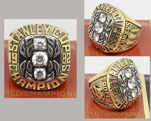 1982 NHL Championship Rings New York Islanders Stanley Cup Ring