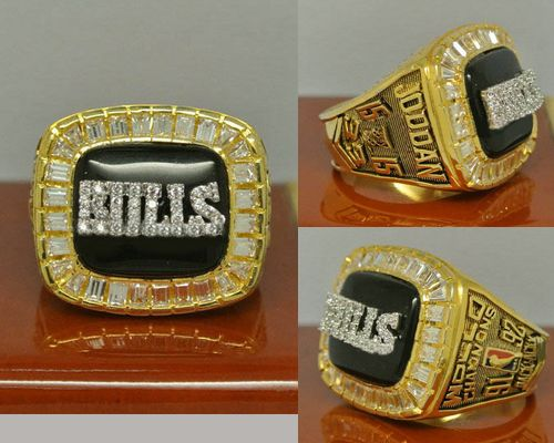 1992 NBA Championship Rings Chicago Bulls Basketball World