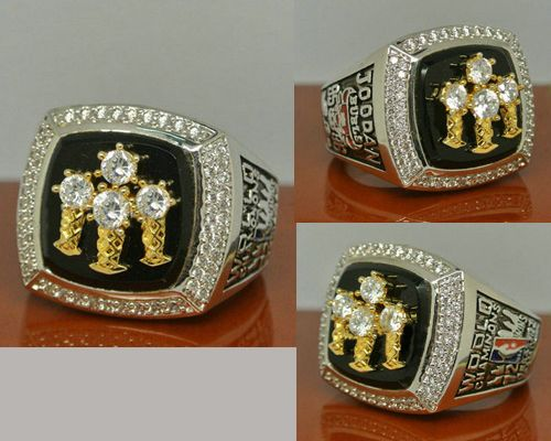 1996 NBA Championship Rings Chicago Bulls Basketball World