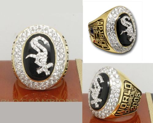 2005 MLB Championship Rings Chicago White Sox World Series Ring