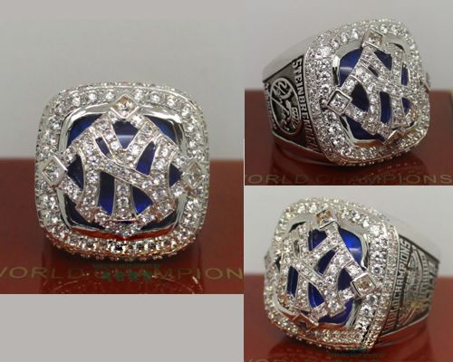 2009 MLB Championship Rings New York Yankees World Series Ring