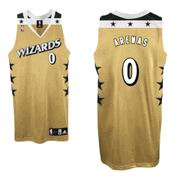 Washington Wizards Gilbert Arenas Swingman Alterna yellow