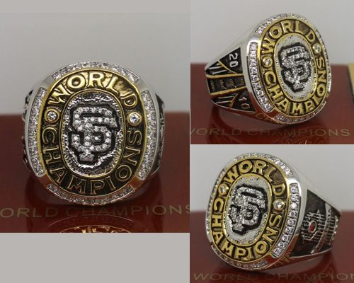 2010 MLB Championship Rings San Francisco Giants World Series Ring