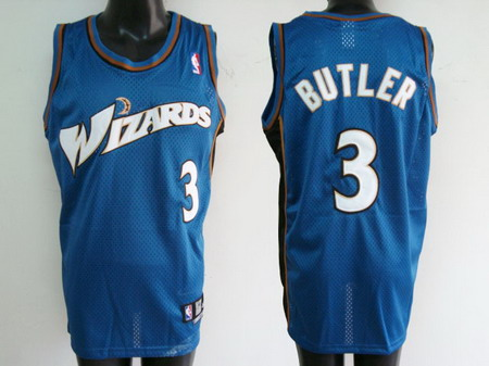 Washington Wizards 3 BUTLERblue jerseys