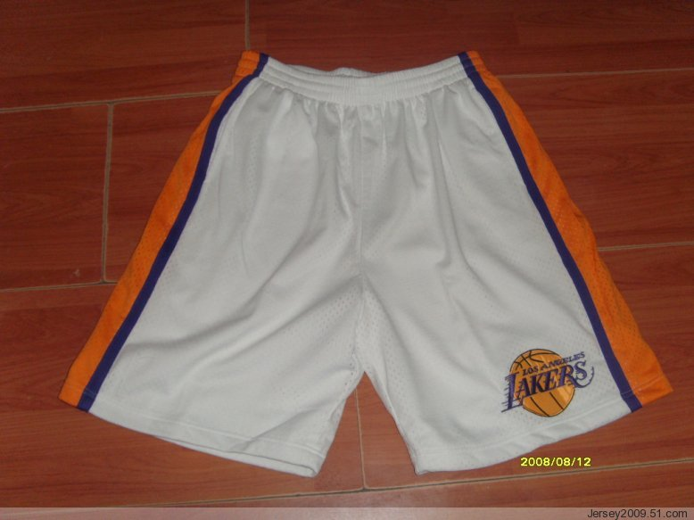 Los Angeles Lakers Pants white