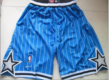 NBA Jerseys Orlando Maglc Shorts Blue