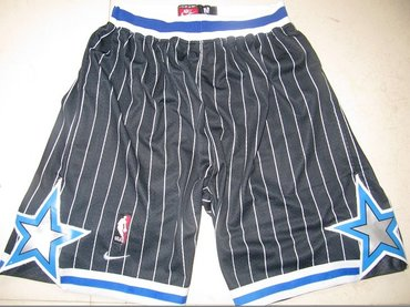 NBA Jerseys Orlando Maglc Shorts Black