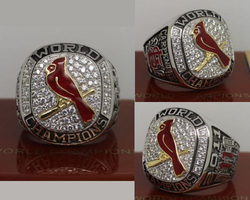 2011 MLB Championship Rings St. Louis Cardinals World Series Ring