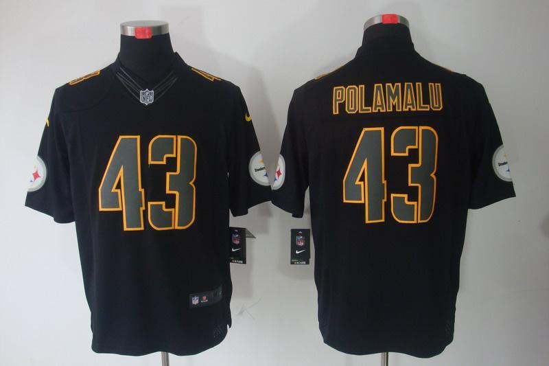 2012 NEW NFL Pittsburgh Steelers 25 Ryan Clark White Jerseys W 80  supplier