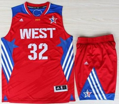 2013 All-Star Western Conference Los Angeles Clippers 32 Blake Griffin Red Revolution 30 Swingman NBA Suits