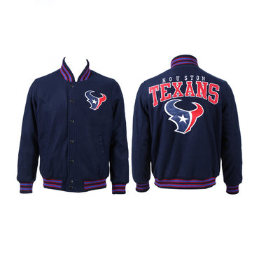2015 Houston Texans jacket