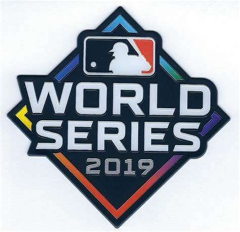 2019 MLB Baseball World Series Bound Patch