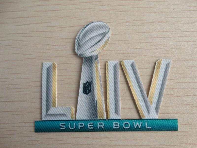 2020 Super Bowl LIV Patch