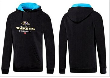 Baltimore Ravens Logo Pullover Hoodie Black & Red on sale,for Cheap  free shipping