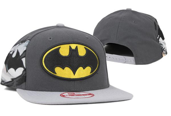 Batman Hero Sider Snapback