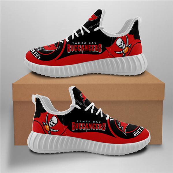Buccaneers Mesh Knit Sneakers