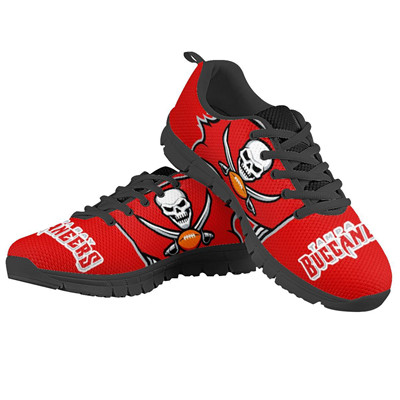 Buccaneers Running Shoes Red 1