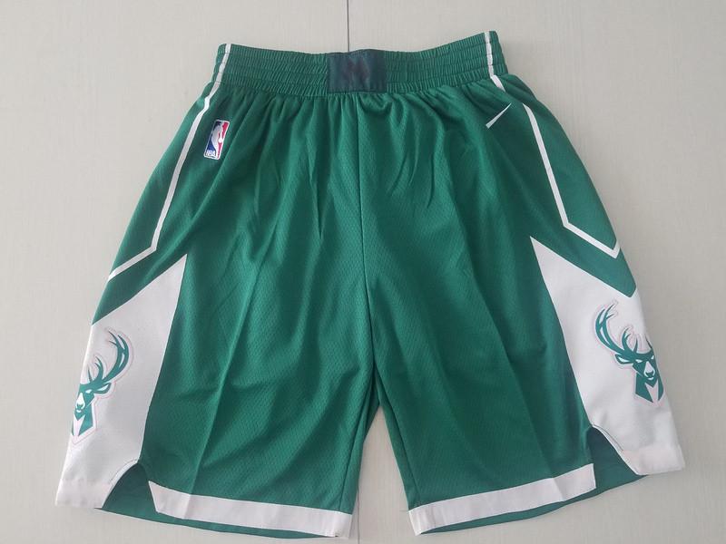 Bucks Green Nike Shorts