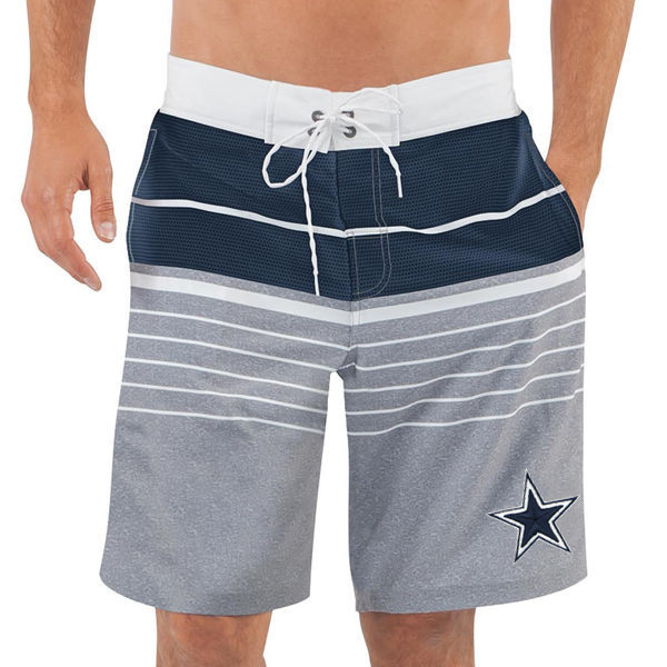 Dallas Cowboys NFL G-III Balance Men's Boardshorts Swim Trunks