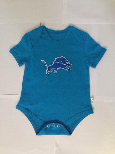 Detroit Lions Infant Set - Light Blue