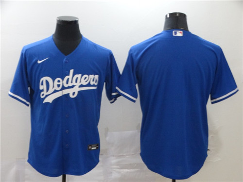 Dodgers Blank Royal 2020 Nike Flexbase Jersey