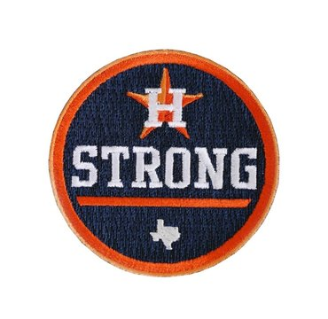 Houston Astros Navy Patch