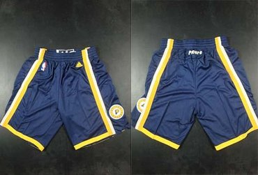 Indiana Pacers Blue NBA Shorts