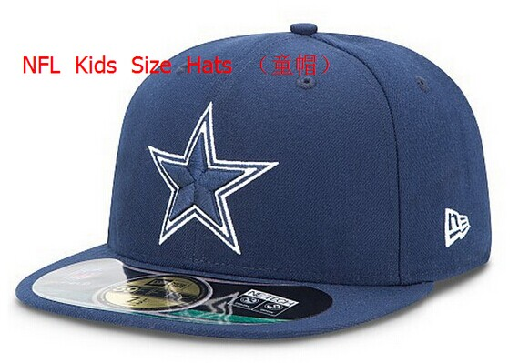 Kids NFL Cowboys fitted hat