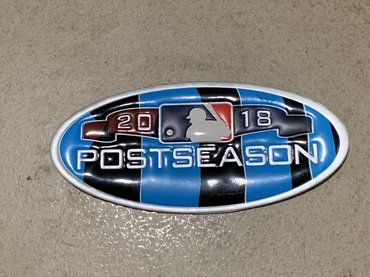 MLB 2018 Postseason Patch 1
