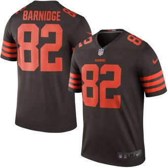 Wholesale Nike Browns #55 Danny Shelton Brown Team Color Men's Stitched NFL  supplier
