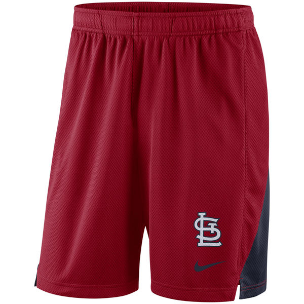 Men's St. Louis Cardinals Nike Red Franchise Performance Shorts