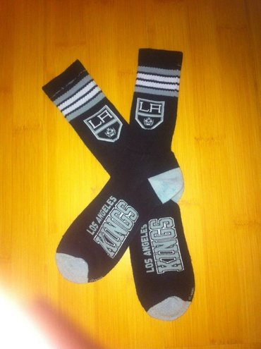 NHL Los Angeles Kings Socks