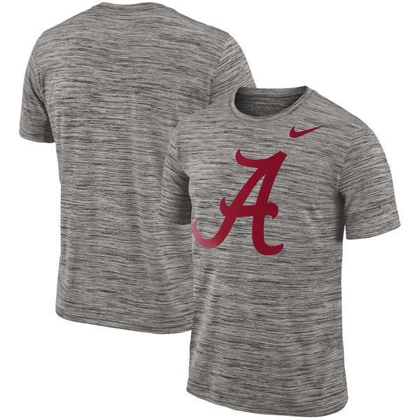 Nike Alabama Crimson Tide 2018 Player Travel Legend Performance T Shirt