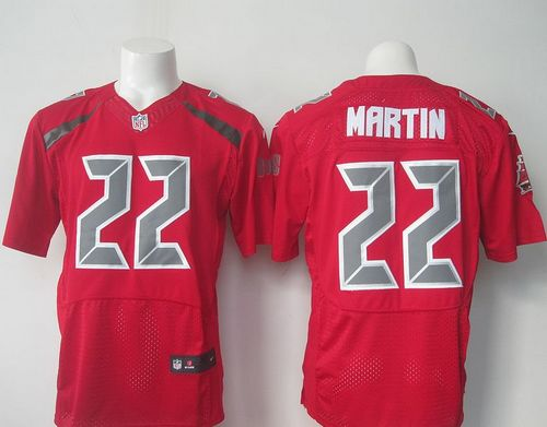 Top Nike Buccaneers #22 Doug Martin Red Men's Stitched NFL Elite Rush  hot sale