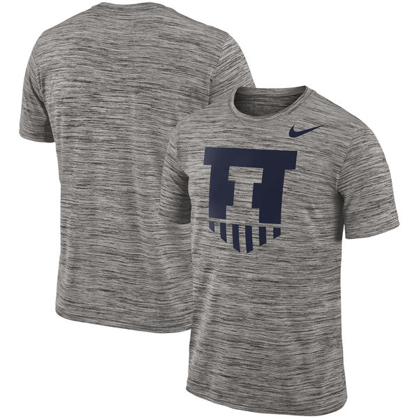 Nike Illinois Fighting Illini 2018 Player Travel Legend Performance T Shirt