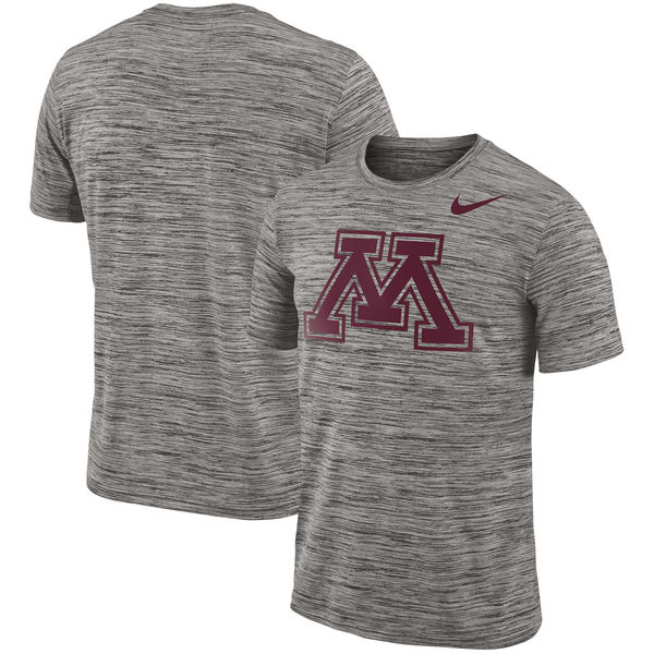 Nike Minnesota Golden Gophers 2018 Player Travel Legend Performance T Shirt