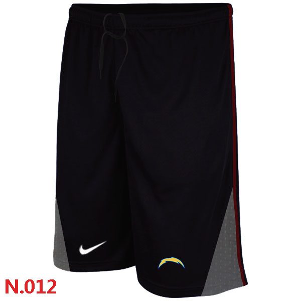Nike NFL San Diego Charger Classic Shorts Black