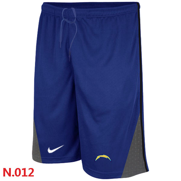 Nike NFL San Diego Charger Classic Shorts Blue