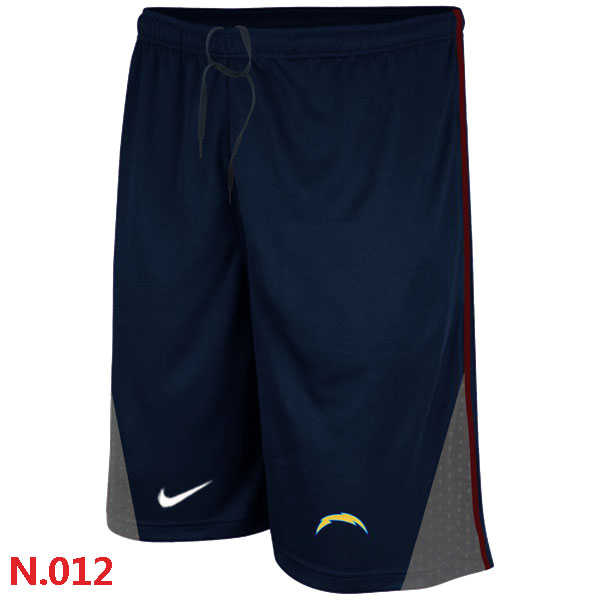Nike NFL San Diego Charger Classic Shorts Dark blue