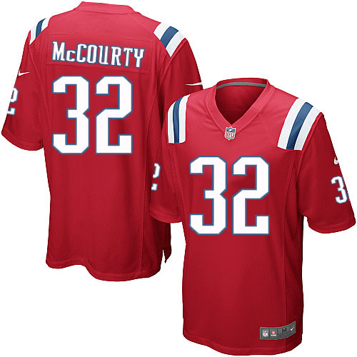 Nike Patriots #32 Jason McCourty Red Vapor limited Jersey