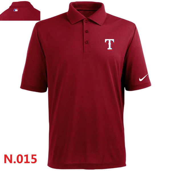 Nike Texans Rangers 2014 Players Performance Polo -Red