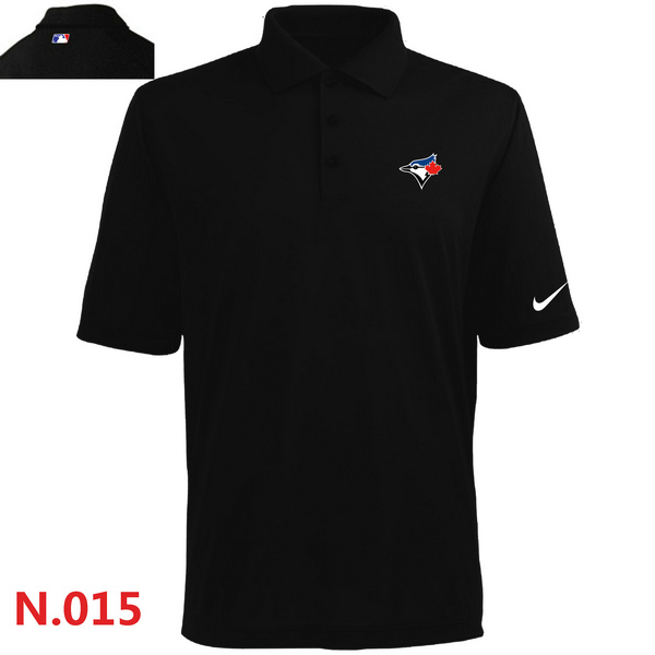 Nike Toronto Blue Jays 2014 Players Performance Polo -Black