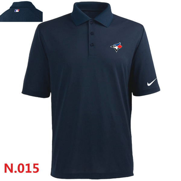 Nike Toronto Blue Jays 2014 Players Performance Polo -Dark biue