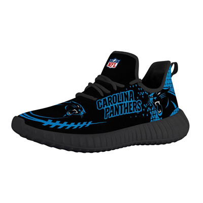 Panthers Mesh Knit Sneakers 2