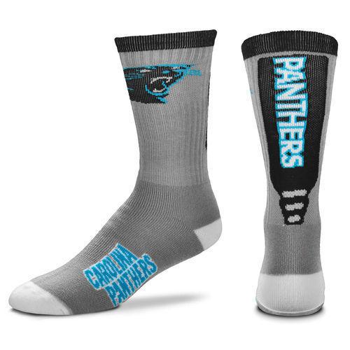Panthers Team Logo NFL Socks