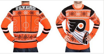 Philadelphia Flyers Men's NHL Ugly Sweater