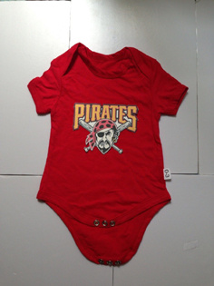 Pittsburgh Pirates MLB Kids Newborn&Infant Gear Red