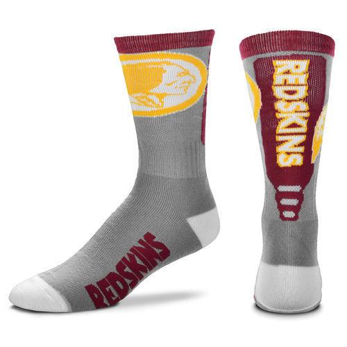 Redskins Team Logo NFL Socks