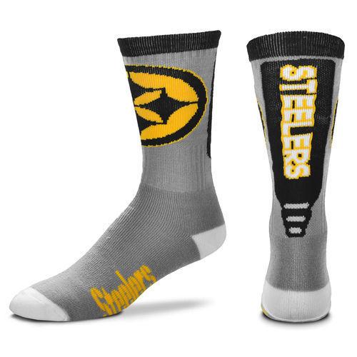 Steelers Team Logo NFL Socks