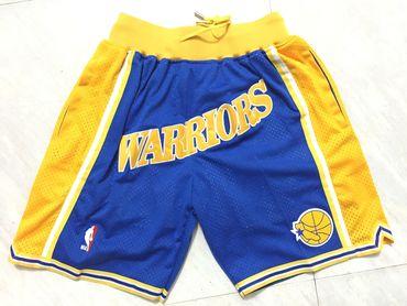 Warriors Royal Hardwood Classics Shorts